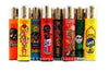 Clipper lighter Assorted Designs (Large or Small)