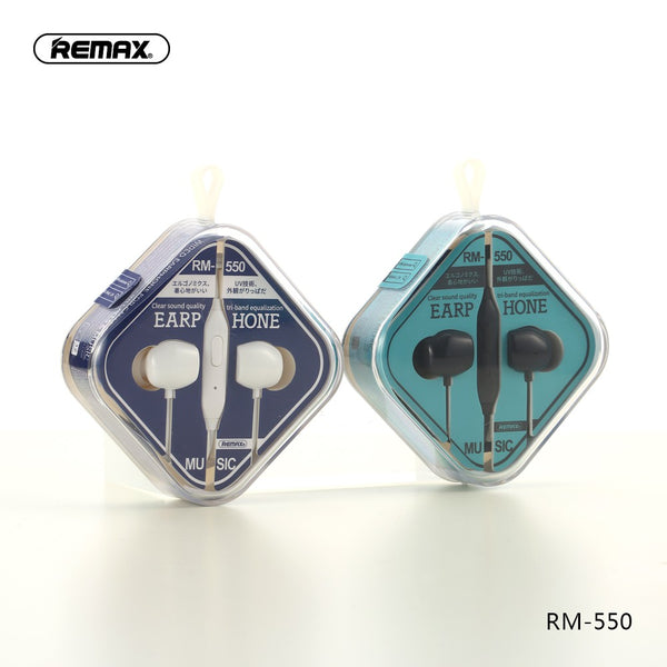Remax RM-550 Wired In-ear Earphone