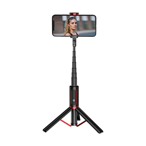JoyRoom -  JR-Oth-AB202 Phantom series tripod wireless selfie stick - ebuy.lk