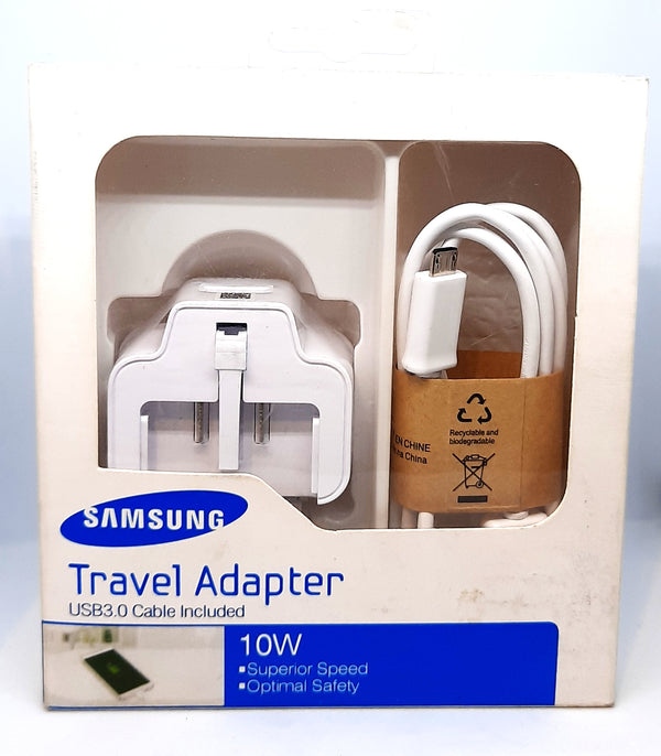 Samsung Travel charger 10.6W ( Fast charger for Samsung and other Androids models)