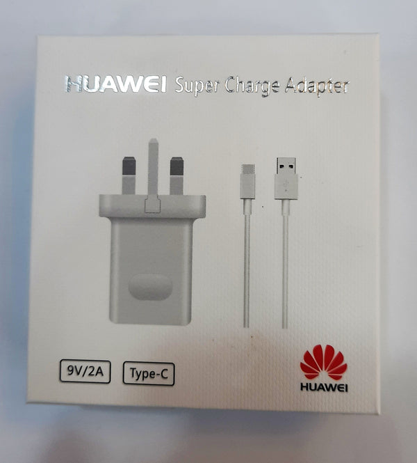 Charger - Huawei Super Charge Adapter 9V/2A (Type-C)