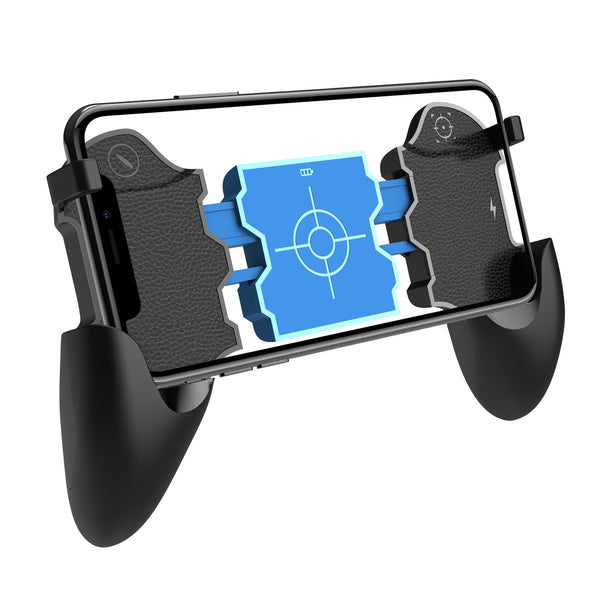 S7 - Game pad Wireless Mobile Game Controller For iPhones PUBG Devices - ebuy.lk