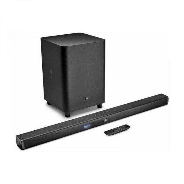 JBL - Bar 2.1 Deep Bass - 2.1 channel soundbar with wireless subwoofer