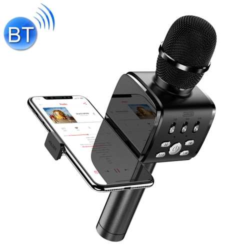 JoyRoom - JR-MC3 - Bluetooth Karaoke Microphone - ebuy.lk