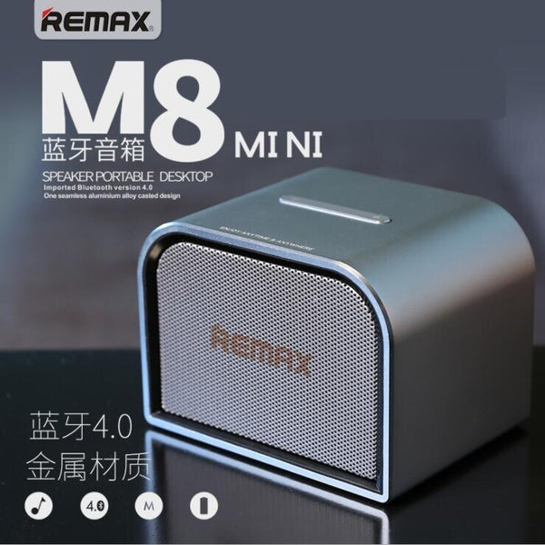 Remax -  RB-M8 MINI - BLUETOOTH SPEAKER