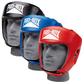 Protection - Pro Box Club Essential Leather Headguards