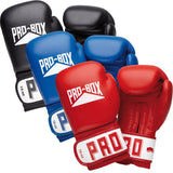 Gloves - Pro Box Club Essential Leather Gloves