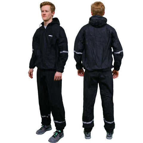 Apollo Vinyl Sweat Sauna Suit