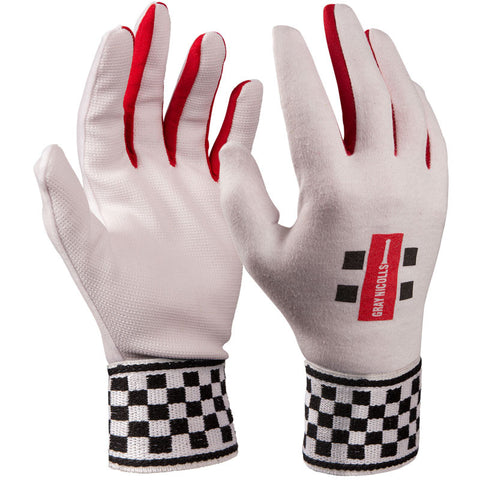 Gloves - Gray Nicolls Plain Cotton Wicket Keepers Inner Gloves