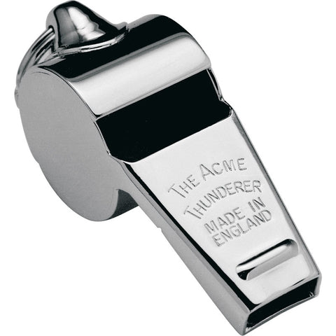 Acme Thunderer Brass Whistle