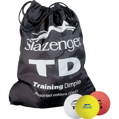 Balls - Slazenger Training Dimple Hockey Ball