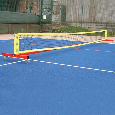 Posts - Harrod Sport Wheelaway Steel Mini Tennis Posts