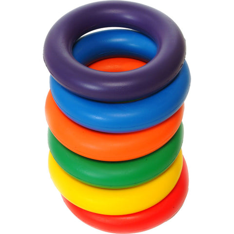 PLAYM8 Rubber Quoits