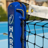 Posts - Harrod Sport Socketed Steel Mini Tennis Posts