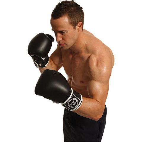 Gloves - Fitness Mad Leather Pro Sparring Gloves