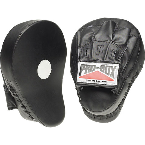 Pads - Pro Box Curved Hook and Jab Pads