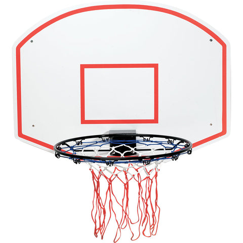 Goals - Basketball Ring + Backboard Set