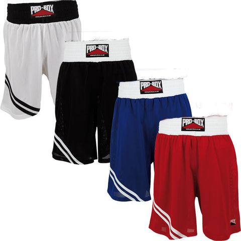 Clothing - Pro Box Club Essential Boxing Shorts