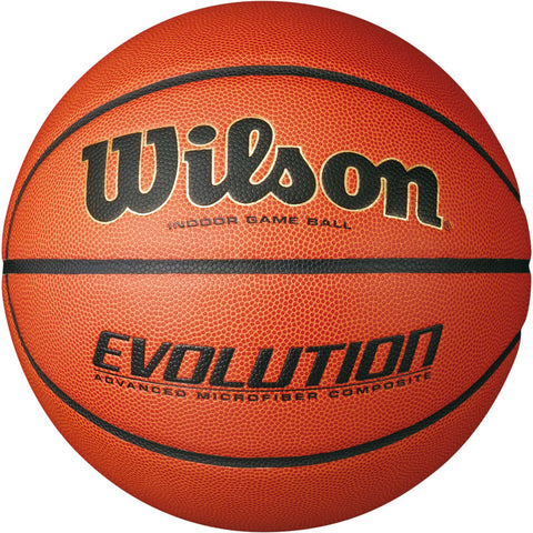 Balls - WIlson Evolution Basketball