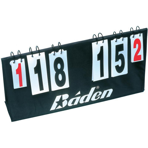 Accessories - Baden Flip Over Basketball Scoring Unit