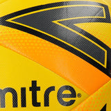 Mitre Ultimatch Plus Match Football - Yellow