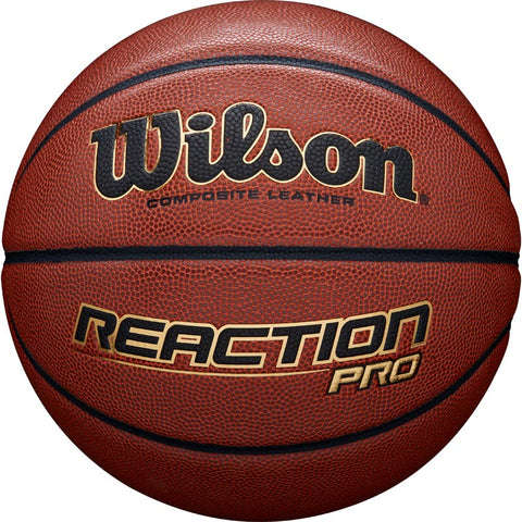 Balls - Wilson Reaction Pro Basketball
