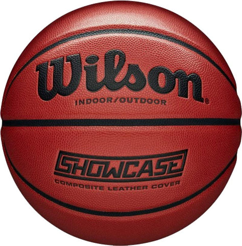 Balls - Wilson Showcase Basketball