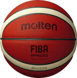 Balls - Molten BG5000 FIBA Official Basketball