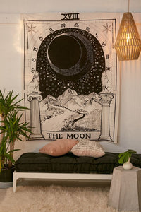 Bandeira Tarot The Moon