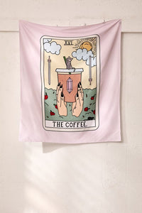 Bandeira Tarot The Coffee