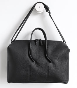 Wednesday frrry bag. black. special handles.