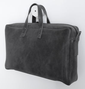 frrry nota letter piombo business bag laptop side view