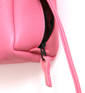 frrry Tuesday loop pink detail zipper