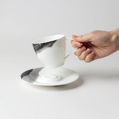 Jyo Rectangular Tea/Coffee Cup 240cc