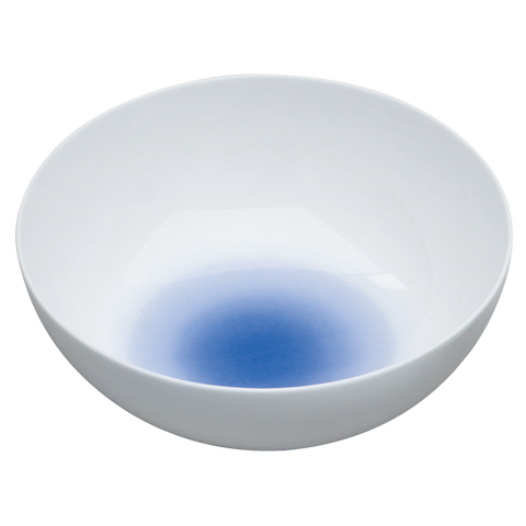 CLOUD Indigo Blue Serving Bowl 8-1/2""