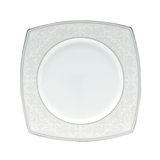Pearl Symphony Square Accent Plate 9""
