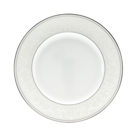 Pearl Symphony Round Accent Plate 9""