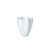 BLOSSOM Plain White Beaker (Votive, Mini-Vase)