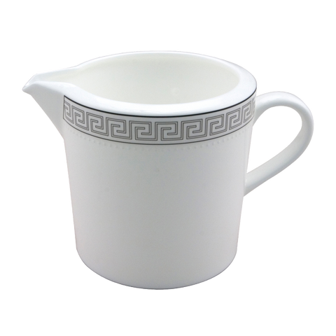 Greek Key Creamer