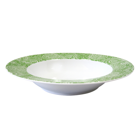 Faithful Soup Pasta Bowl 9""