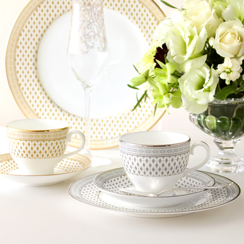 Granada Platinum 5-Piece Place Setting