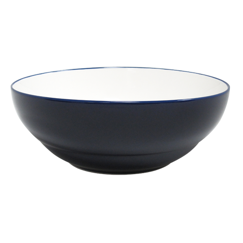 Artist Blue Vegetable Bowl