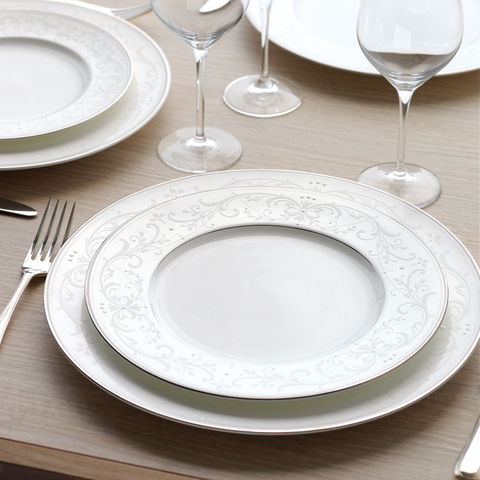 Pearl Symphony 5-Piece Place Setting
