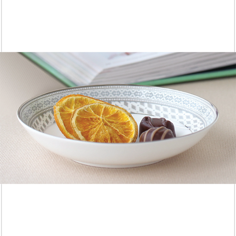 Granada Platinum Fruit Bowl 6-1/2""