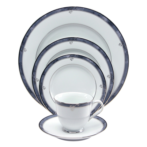 Moonstone 5-Piece Place Setting