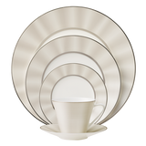 Silk Platinum 5-Piece Place Setting