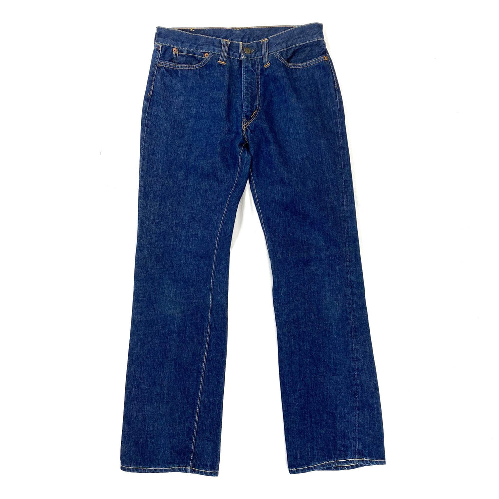 "LEVI'S ""BIG E"" 517 Boots Cut Denim Pants"