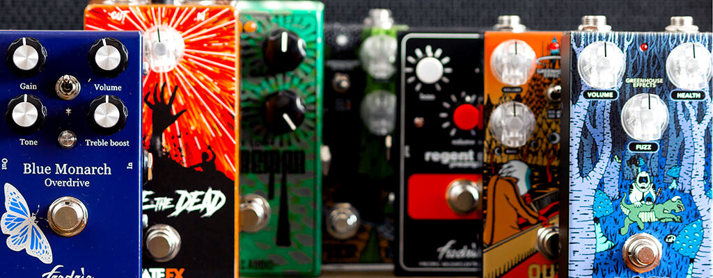 What Is A Boutique Pedal? | Boost Guitar Pedals