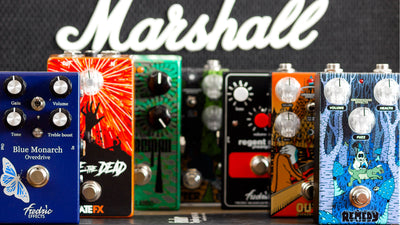 What Is a Boutique Guitar Pedal Anyway?