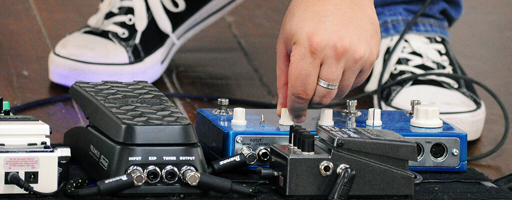What is a true bypass pedal? | Boost Guitar Pedals
